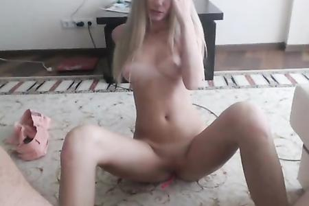 Home Fuck With Blonde