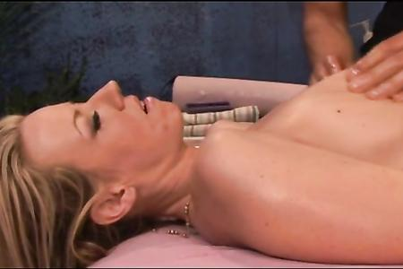 Carolyn Reese MILF Massage Team