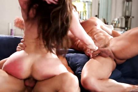 HD Group Sex With Big Tited MILF Kendra Lust